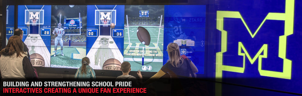 University of Michigan Interactives