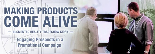 Augmented Reality Tradeshow Kiosk